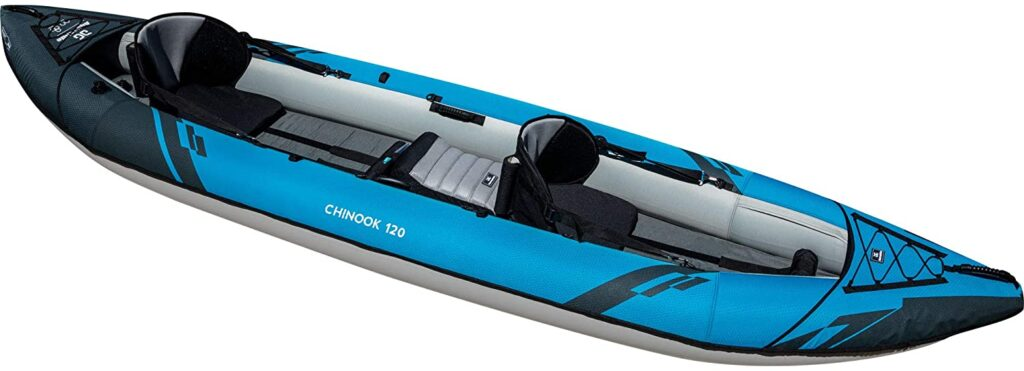 An image of the Aquaglide Chinook 120.