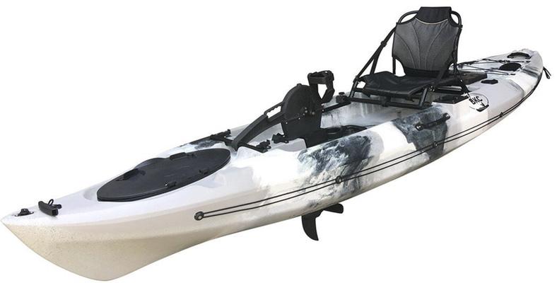 An image of the Brooklyn Kayak Company PK12