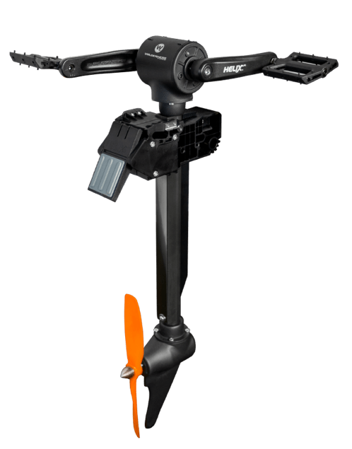 An image of the Helix Pedal Drive System.