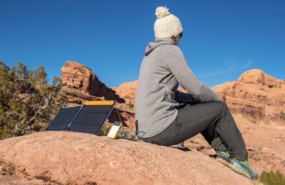 BioLite SolarPanel Display