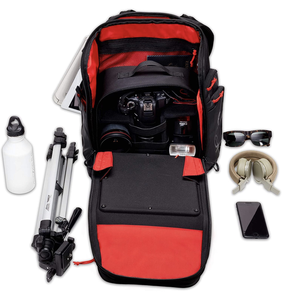 Voltaic Systems Array Back Pack Open display